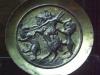 Teheran - Reza Abbasi-Museum - Silberschale (Sassanidenzeit)