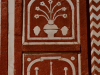 Agra - Mausoleum des Itimad ud-Daulah - Torbau - Detail