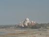 Agra - Taj Mahal - Blick vom Roten Fort