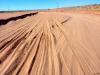 Auf dem Weg zum Antilope Canyon