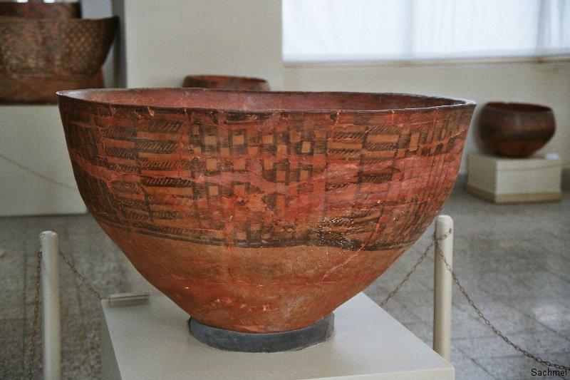 Archäologisches Museum Teheran - Ismail Abad, 5000 v. Chr.