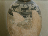 Archäologisches Museum Teheran - Tongefäss, Susa 4000 v. Chr.