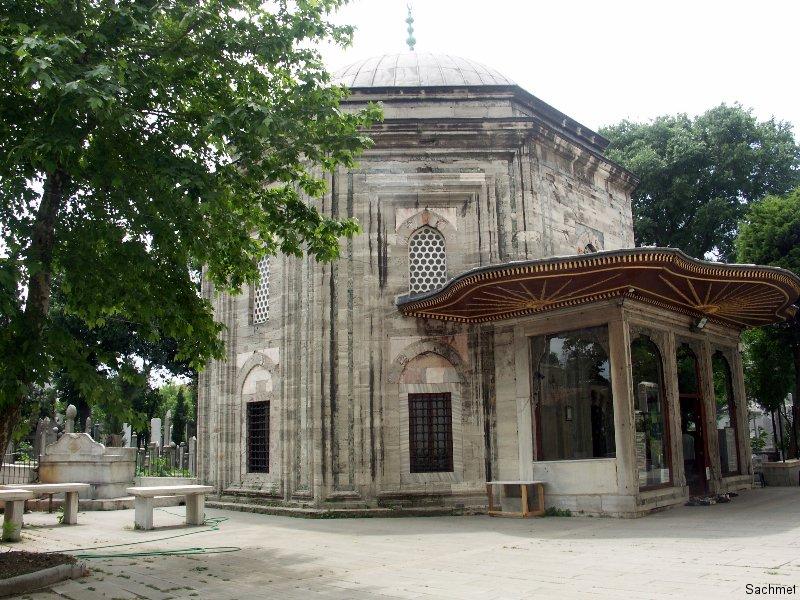 Istanbul - Beyazit-Moschee - Türbe von Beyazit II.
