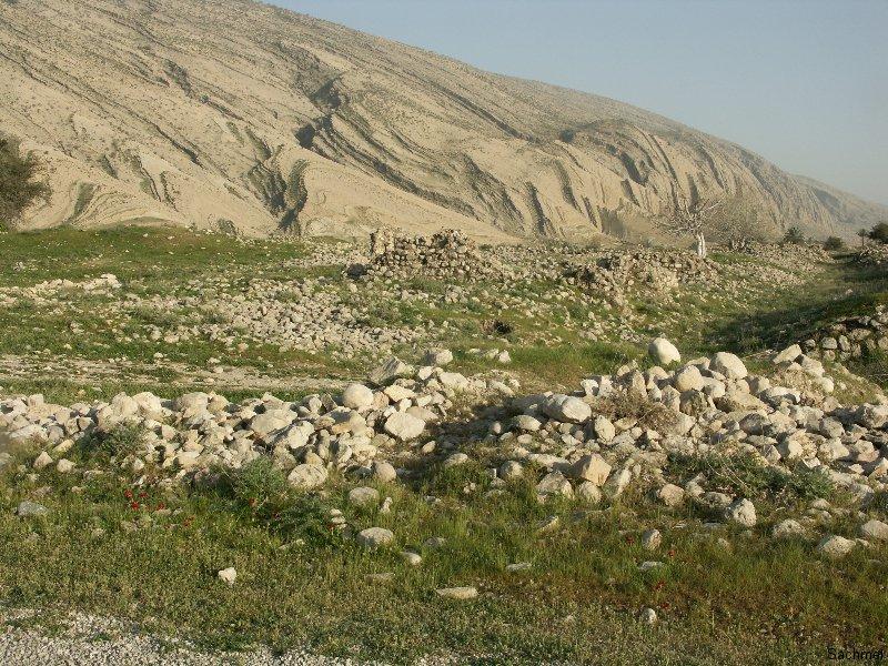 Bishapur - Archäologisches Gelände