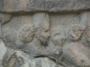 Bishapur - Tang-e Chowgan-Schlucht - Shapur I.  (Detail)