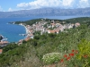 Insel Brač - Blick auf Povlja
