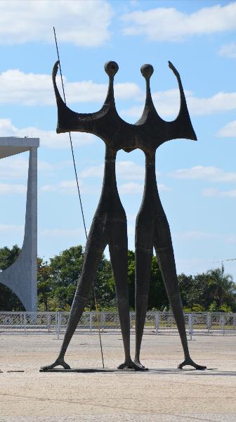 Brasilia_Os Querreiros