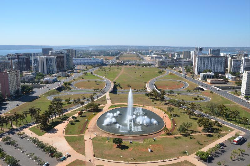 Brasilia_Blick vom Torre de TV