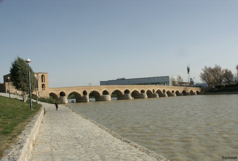 Isfahan - Pol-e Sharestan