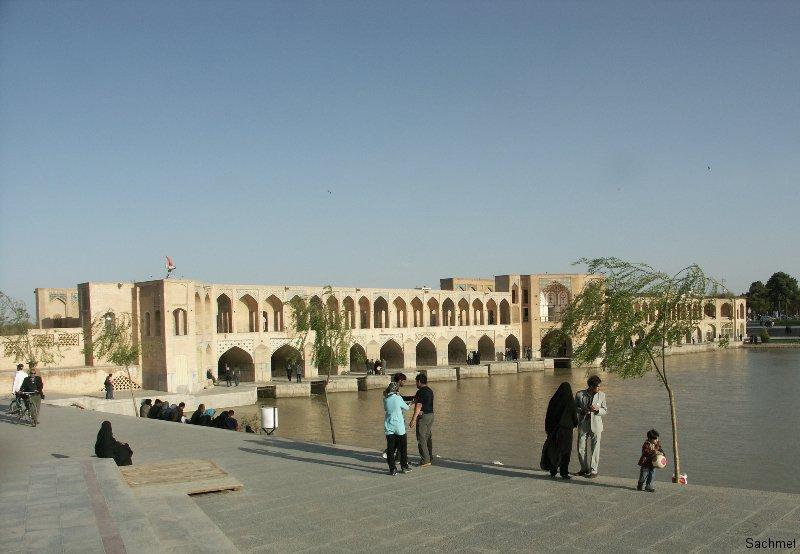 Isfahan - Pol-e Khadju