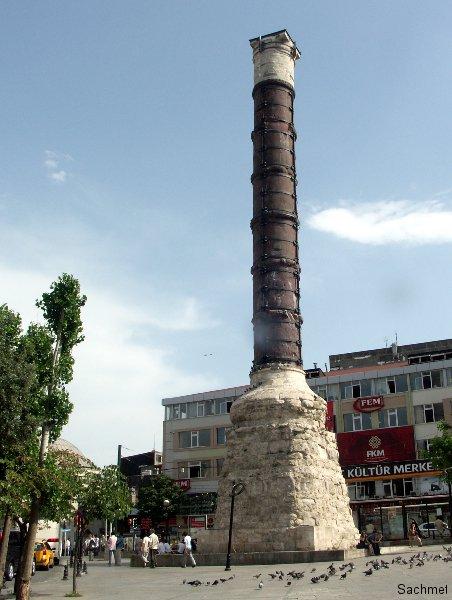 Istanbul - Forum Constantin - Cemberlitas