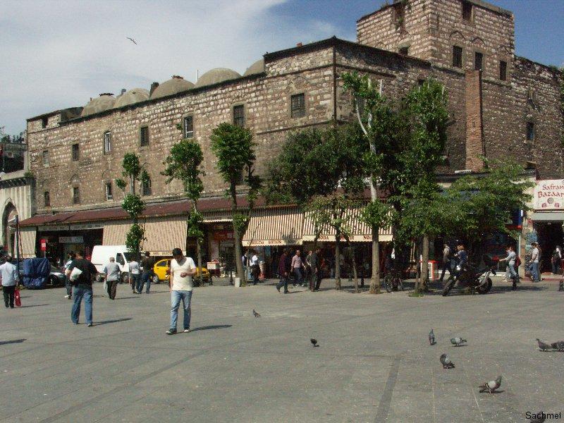 Istanbul - Forum Constantin - Basar