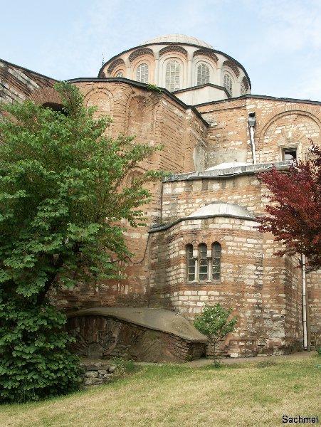 Istanbul_Chora-Kirche