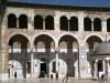 Damaskus_Umayyaden-Moschee_Arkaden