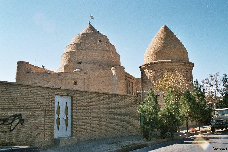 Damghan - Imamzadeh Djafar, Chehel Dokhtar