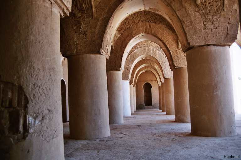 Damghan - Tarikhane-Moschee