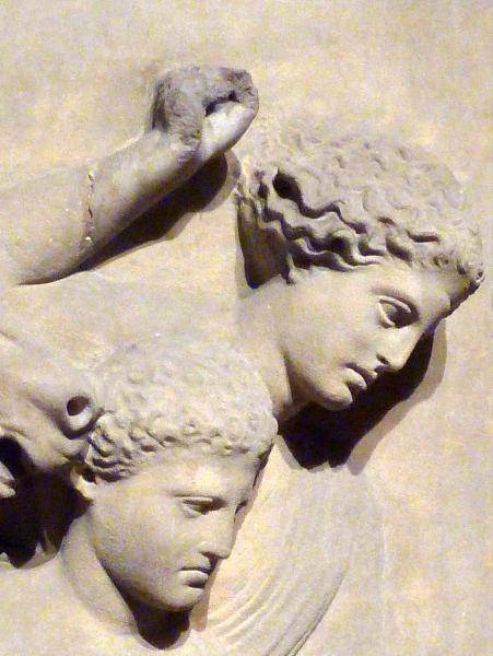 Das Archäologische Museum Istanbul_Lykischer Sarkophag