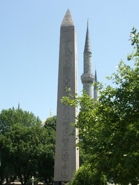 Istanbul - Das Hippodrom