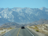 Auf dem Weg in den Death Valley-Nationalpark