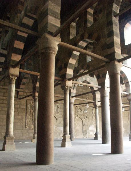 Kairo_Moschee des an-Nasir Muhammad