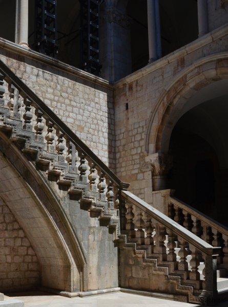 Dubrovnik - Rektorenpalast