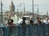 Istanbu - Galata-Brücke