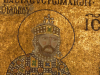 Hagia Sophia - Kaiserin Zoe und Konstantin IX. (Detail)