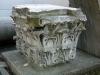 Hagia Sophia - Bau-Fragmente