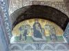 Hagia Sophia - Stiftermosaik