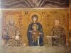 Hagia Sophia - Kaiserin Irene und Johannes II. Komnenos