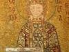 Hagia Sophia - Kaiserin Irene und Johannes II. Komnenos (Detail)