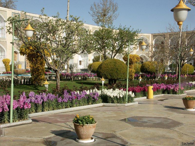 Isfahan - Hotel Abbasi