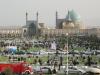 Isfahan: Imam-Platz - Imam-Moschee - Nowruz