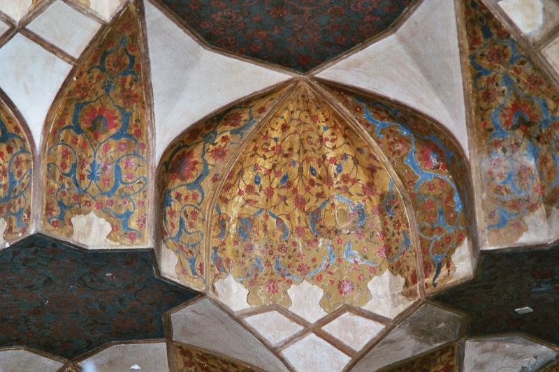 Kerman - Gandj Ali Khan-Hammam (Detail)