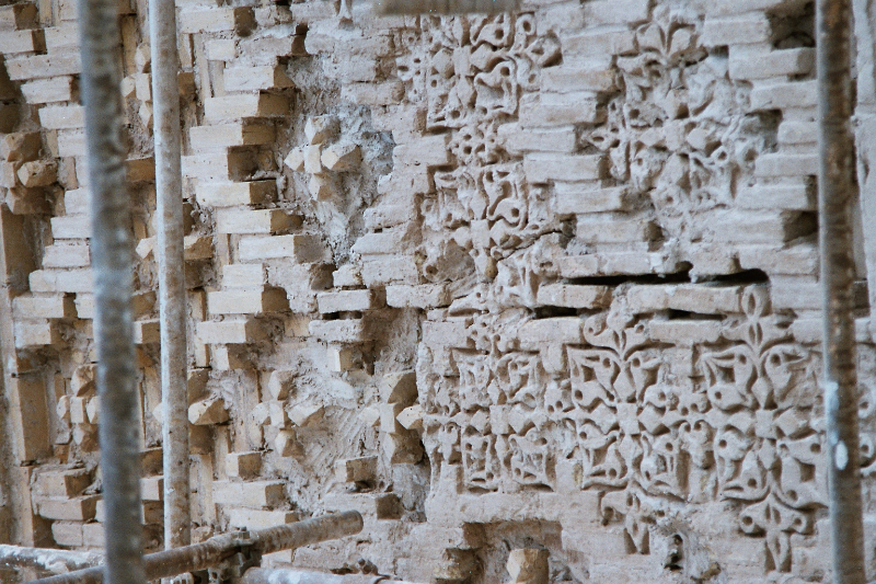 Kerman - Masdjid-e Imam  (Detail)
