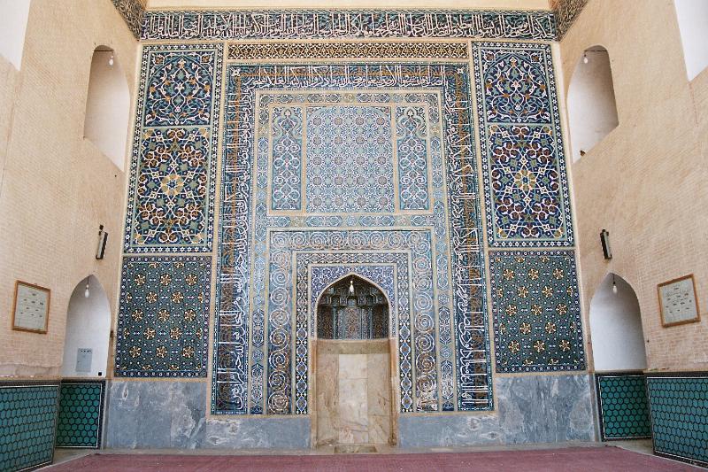 Kerman - Freitagsmoschee