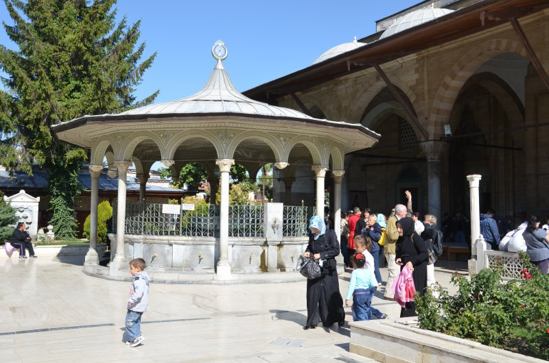 DSC_4502_Kappadokien_Konya_Mausoleum Maulana Dschalal ad-Din ar-Rumi