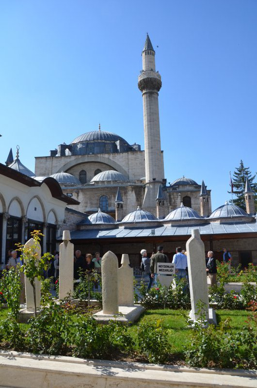 DSC_4508_Kappadokien_Konya_Mausoleum Maulana Dschalal ad-Din ar-Rumi