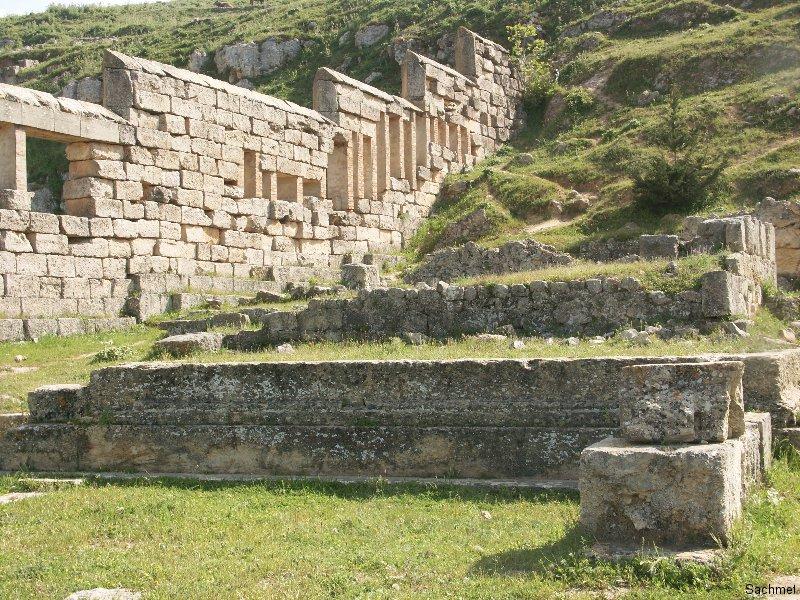 Kyrene_Nikodemus-Mauer