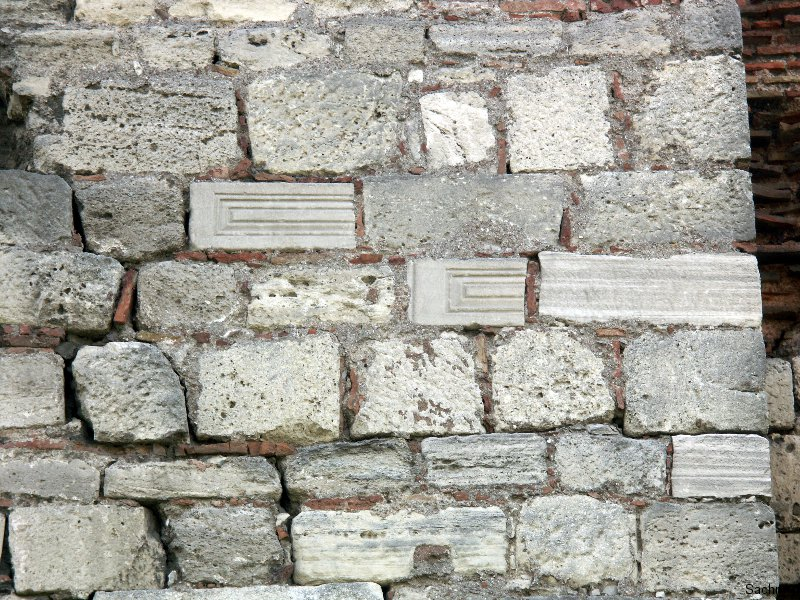 Istanbul_Theodosianische Landmauer