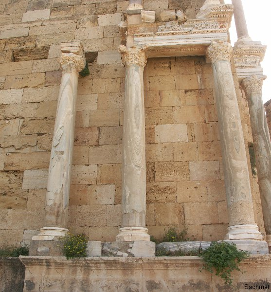 Leptis Magna_Nymphäum