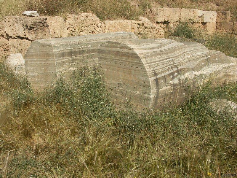 Leptis Magna_Hadrianische Thermen