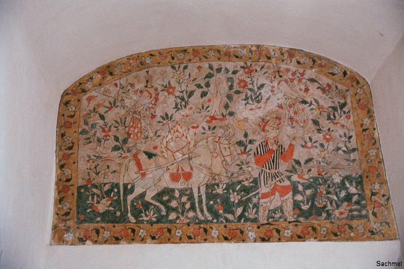 Mahan - Mausoleum des Nur ad-din Nimatullah Vali (Detail)