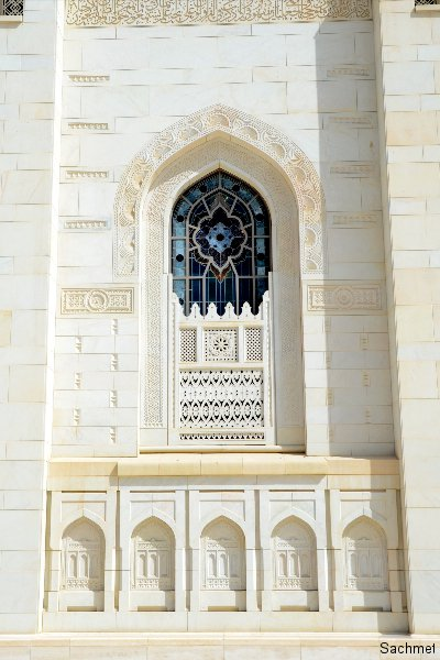 Maskat_Sultan Qaboos Grand Mosque