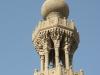Kairo_Minarett der Muayyad-Moschee