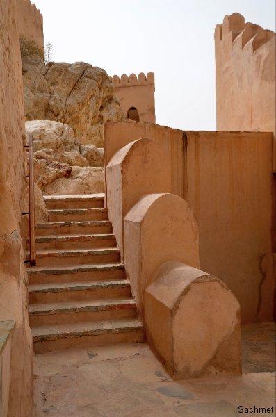 Die Festung von Nakhl