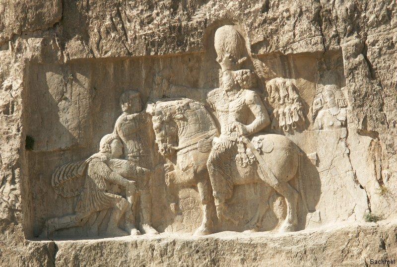Naqsh_e Rostam - Shapur I.