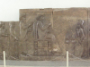 Teheran - Nationalmuseum - Relief (Persepolis)