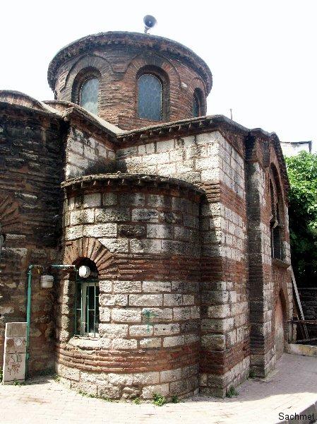 Istanbul-Fetihye Camii
