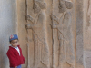 Persepolis - Grab des Artaxerxes II. (Detail)